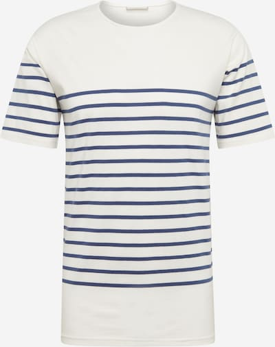 minimum Shirt 'balser 6779' in navy / perlweiß, Produktansicht