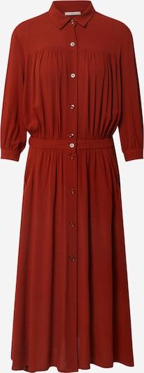 Palaidinės tipo suknelė 'JEANNETON' iš sessun , spalva - rūdžių raudona, Prekių apžvalga