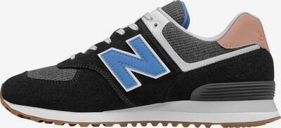 new balance Sneaker 'ML 574' in braun / dunkelgrau / schwarz / weiß, Produktansicht