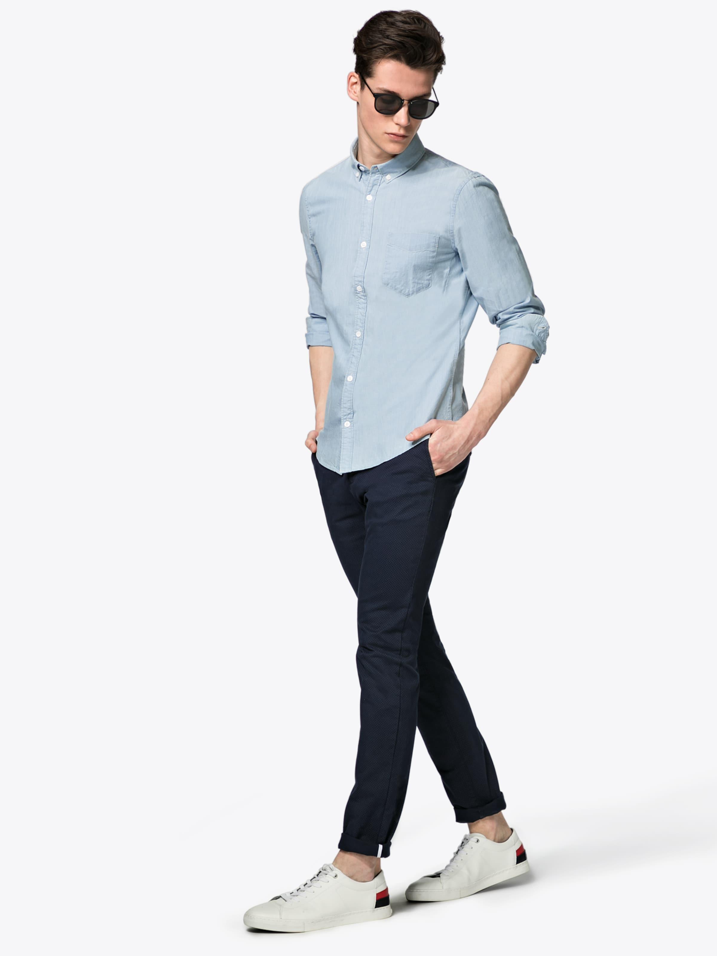 Amazon Günstig Online Günstig Kaufen Schnelle Lieferung NOWADAYS Freizeithemd 'button-down washed' Günstig Kaufen HLSKL