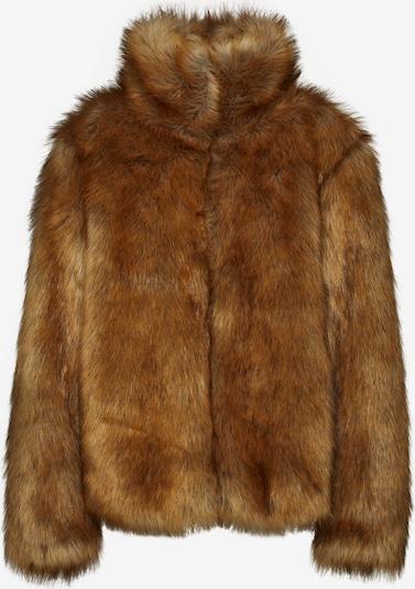 Demisezoninė striukė 'Vipimps' iš VILA , spalva - ruda: Vaizdas iš priekio