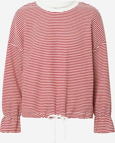 JACQUELINE de YONG Shirt 'JDYBELLA' in rot / weiß, Produktansicht
