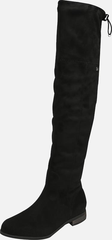 En Noir Tom Tailor Tom Tom Bottes Tailor Noir Bottes Tailor En c54qj3LSAR