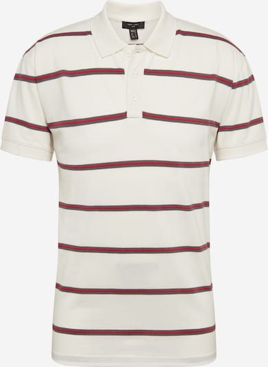 NEW LOOK Poloshirt in offwhite, Produktansicht