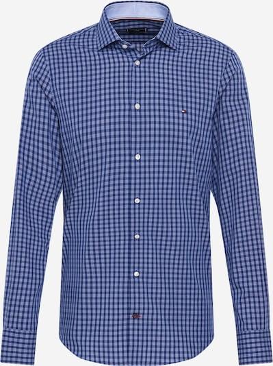 Tommy Hilfiger Tailored Košile 'POPLIN' - námořnická modř / bílá, Produkt