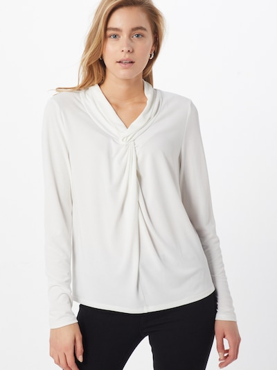 OBJECT Bluse in offwhite, Modelansicht