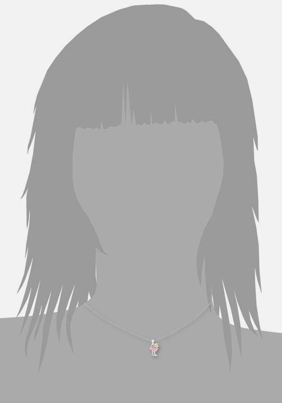 PRINZESSIN LILLIFEE Kette mit Anhänger 'Vogel, 2018027'