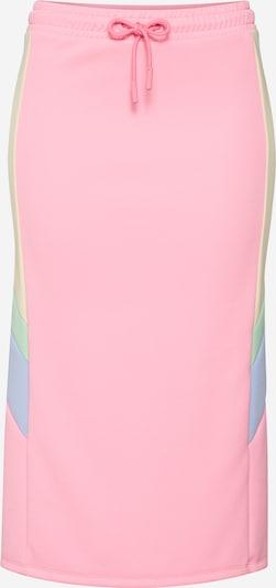 TOM TAILOR DENIM Rock in rosé / neonpink, Produktansicht