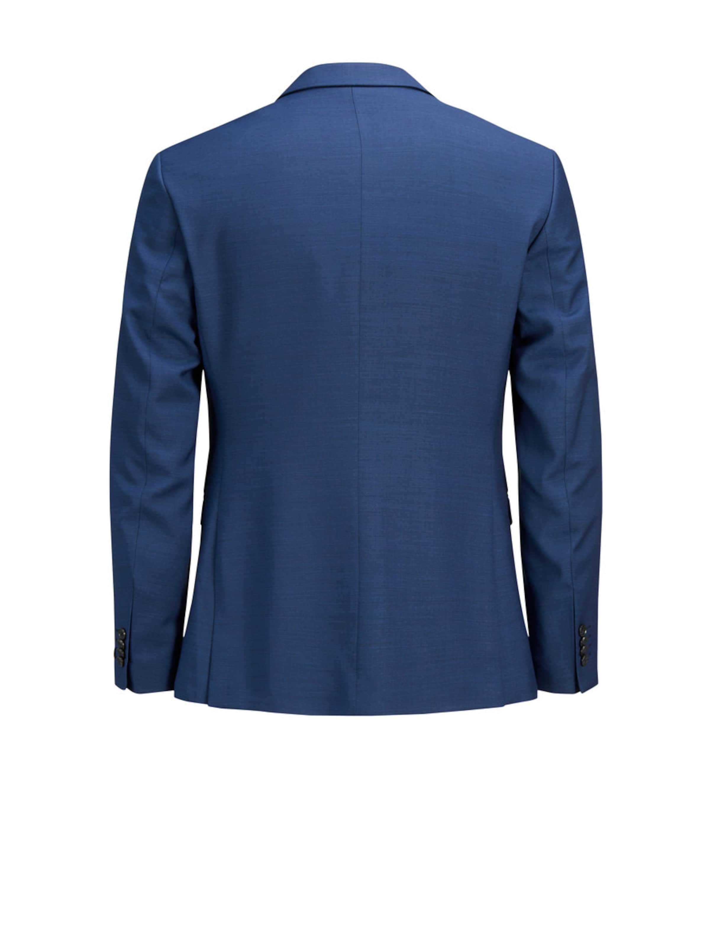 Jones De Veste En Jackamp; Bleu Costume R53AL4j