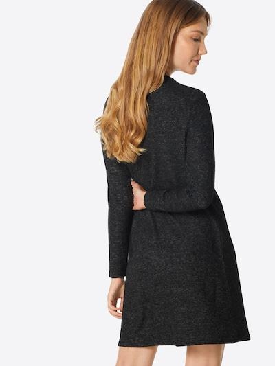 ONLY Robes en maille 'KLEO' en noir chiné: Vue de dos
