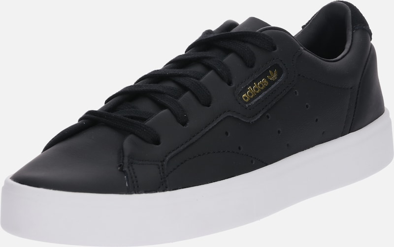 ADIDAS ORIGINALS Sneaker 'Sleek' in schwarz, Produktansicht