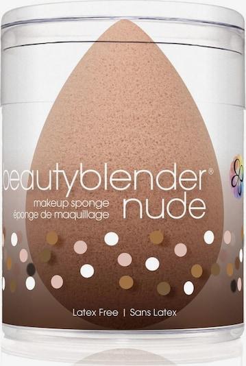 the original beautyblender 'Beautyblender Nude', Make-up Schwamm in sand, Produktansicht