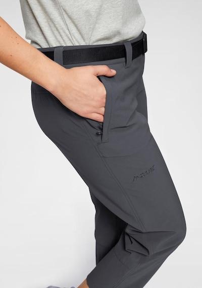 Maier Sports Hose 'Lula' in dunkelgrau, Produktansicht