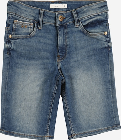 NAME IT Jeans in de kleur Blauw denim, Productweergave