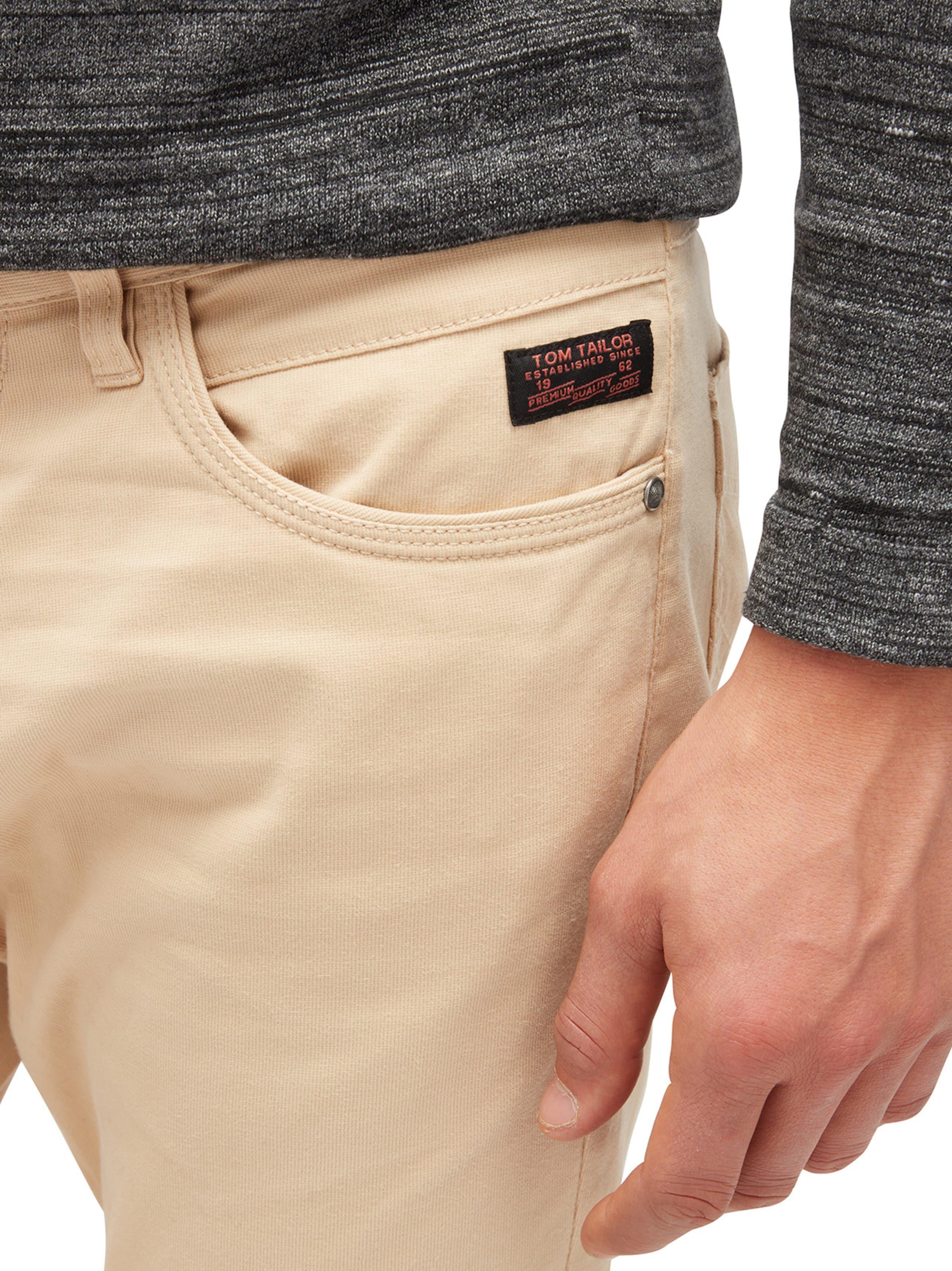 TOM TAILOR pants / trousers Josh Regular Slim Hose Günstige Top-Qualität B6eXTKUOw