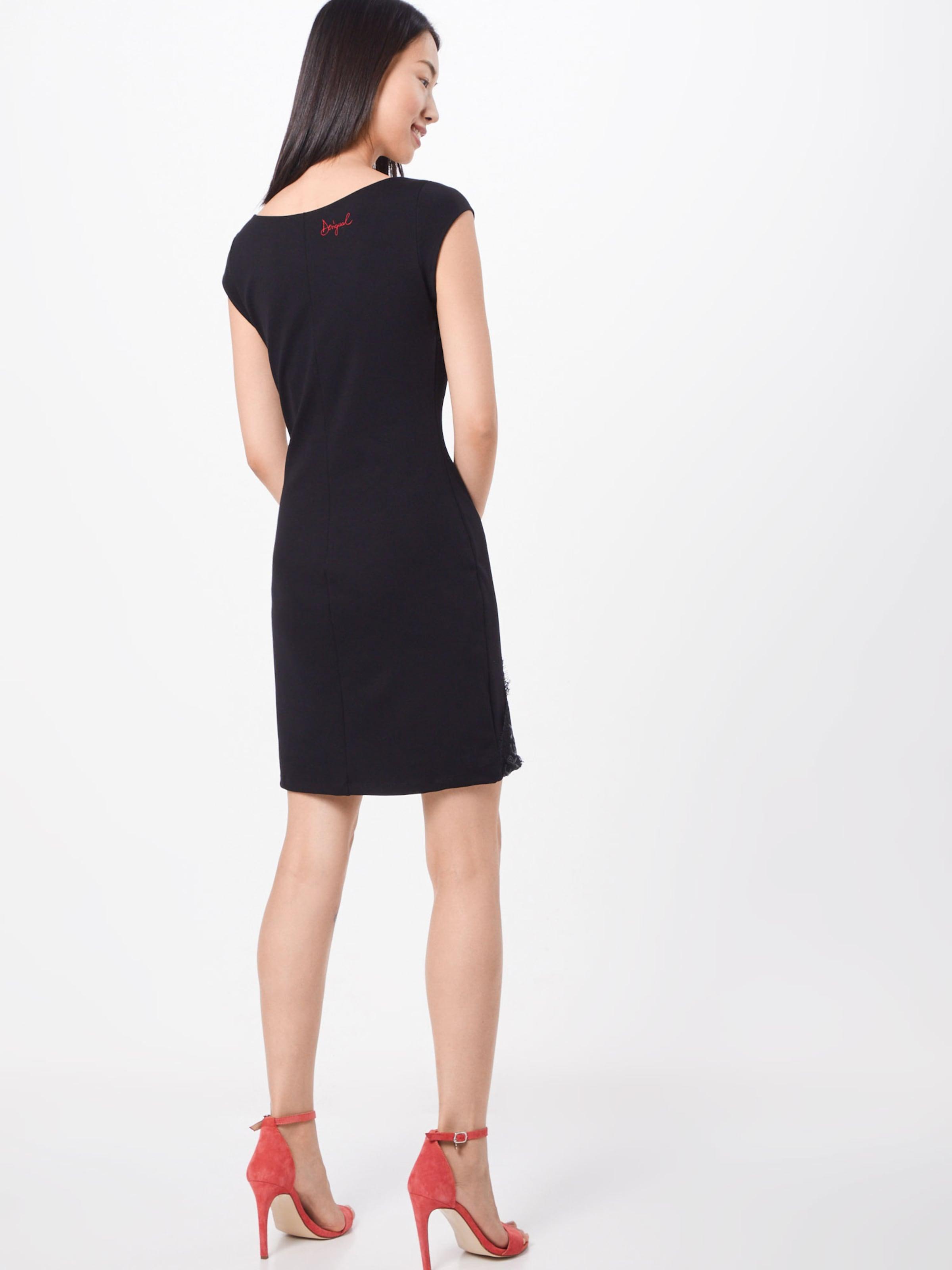'vest Desigual briana' Kleid In MischfarbenSchwarz qMVpzSUG