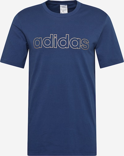 ADIDAS PERFORMANCE T-Shirt in blau, Produktansicht