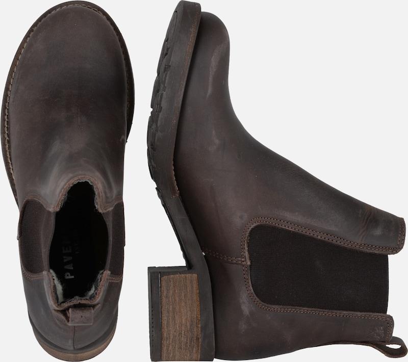 Pavement Chelsea Boots En Marron 'christina' wvNnO8m0