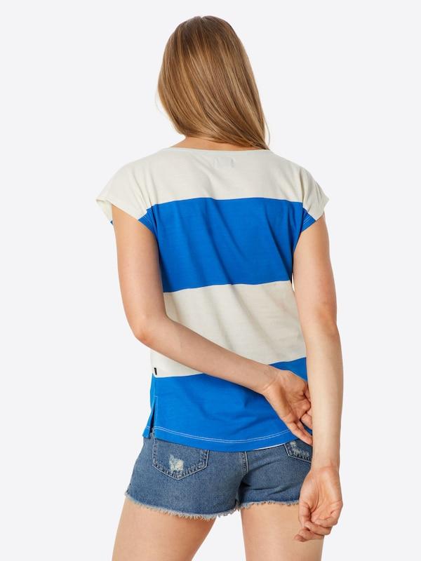 BeigeBleu T Forvert shirt 'taps' En 53ARj4Lq