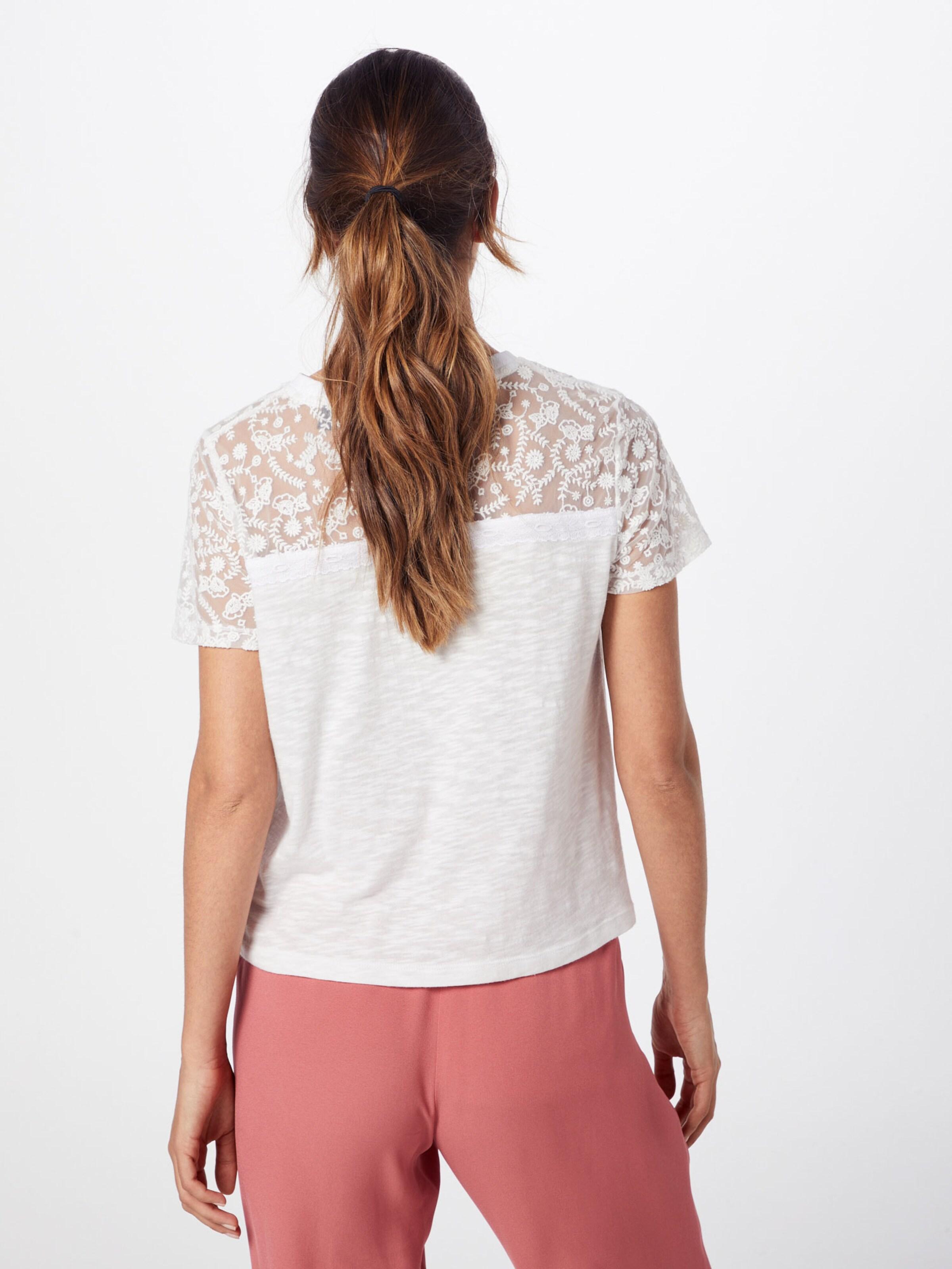 In Emb' Weiß 'rowan Shirt Superdry 34RAL5j