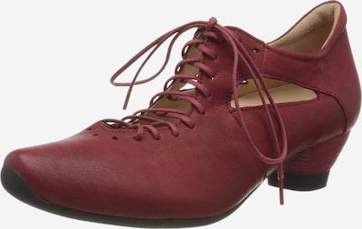 THINK! Schnürschuhe in merlot, Produktansicht