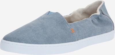 HUB Papuče 'Fuji' - svetlomodrá / biela, Produkt