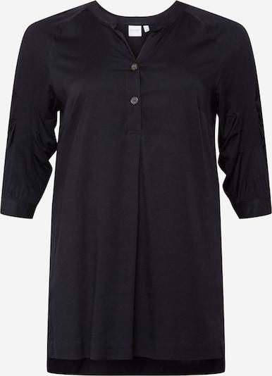 Junarose Tunika in schwarz, Produktansicht