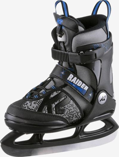 K2 Schlittschuhe 'Raider Ice' in schwarz, Produktansicht