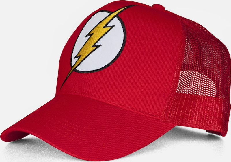 LOGOSHIRT Trucker Cap 'Flash �?Logo'
