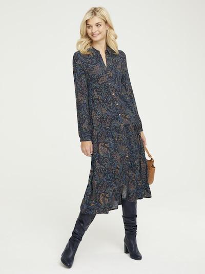 heine Kleid in navy / mischfarben, Modelansicht