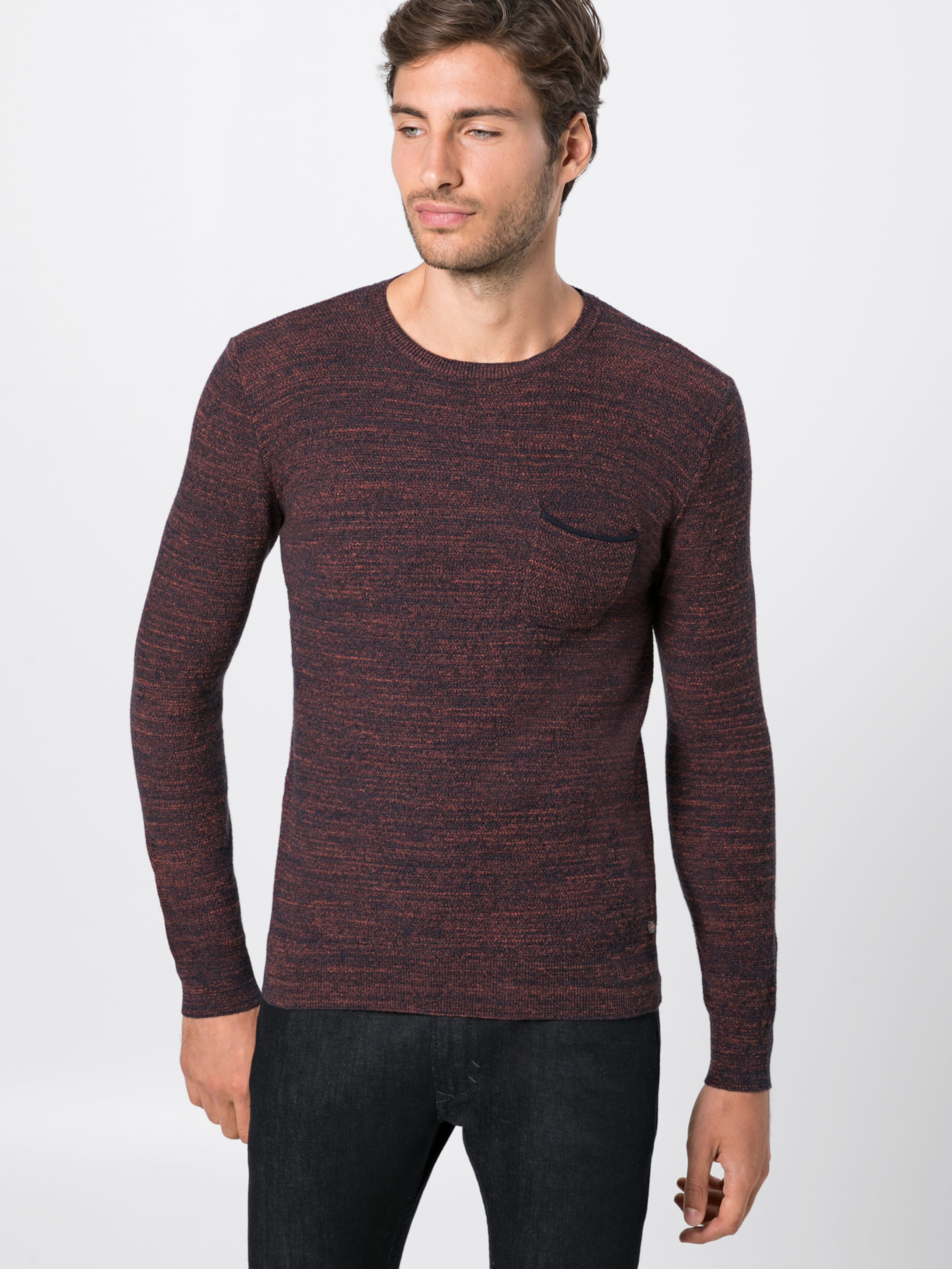 Tom Weinrot Tom In Tailor Tailor Pullover Weinrot In Pullover 8XONwPkn0