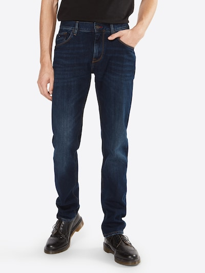 TOMMY HILFIGER Slim fit Jeans 'Core Bleecker' in blue denim, Modelansicht