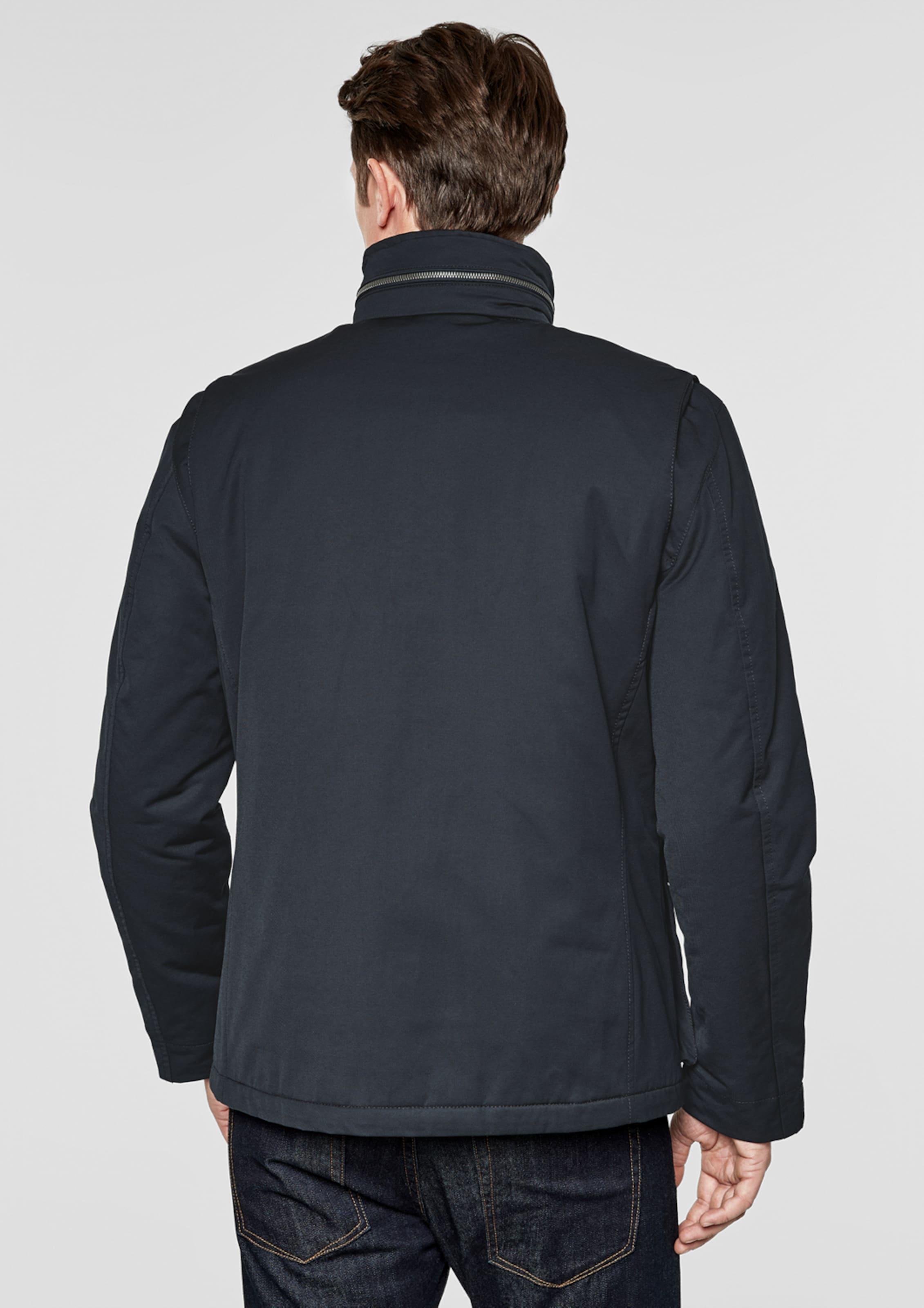 oliver Black Label In Outdoorjacke Nachtblau S Aq5Rj34Lc