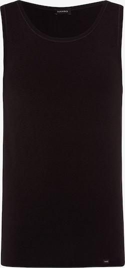Hanro Tank Top ' Natural Function ' in schwarz, Produktansicht