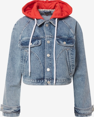 Tommy Jeans Kurtka przejściowa w kolorze niebieski denimm, Podgląd produktu