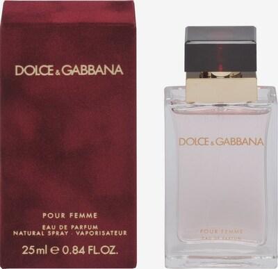 DOLCE & GABBANA 'Pour Femme', Eau de Parfum in rosé, Produktansicht