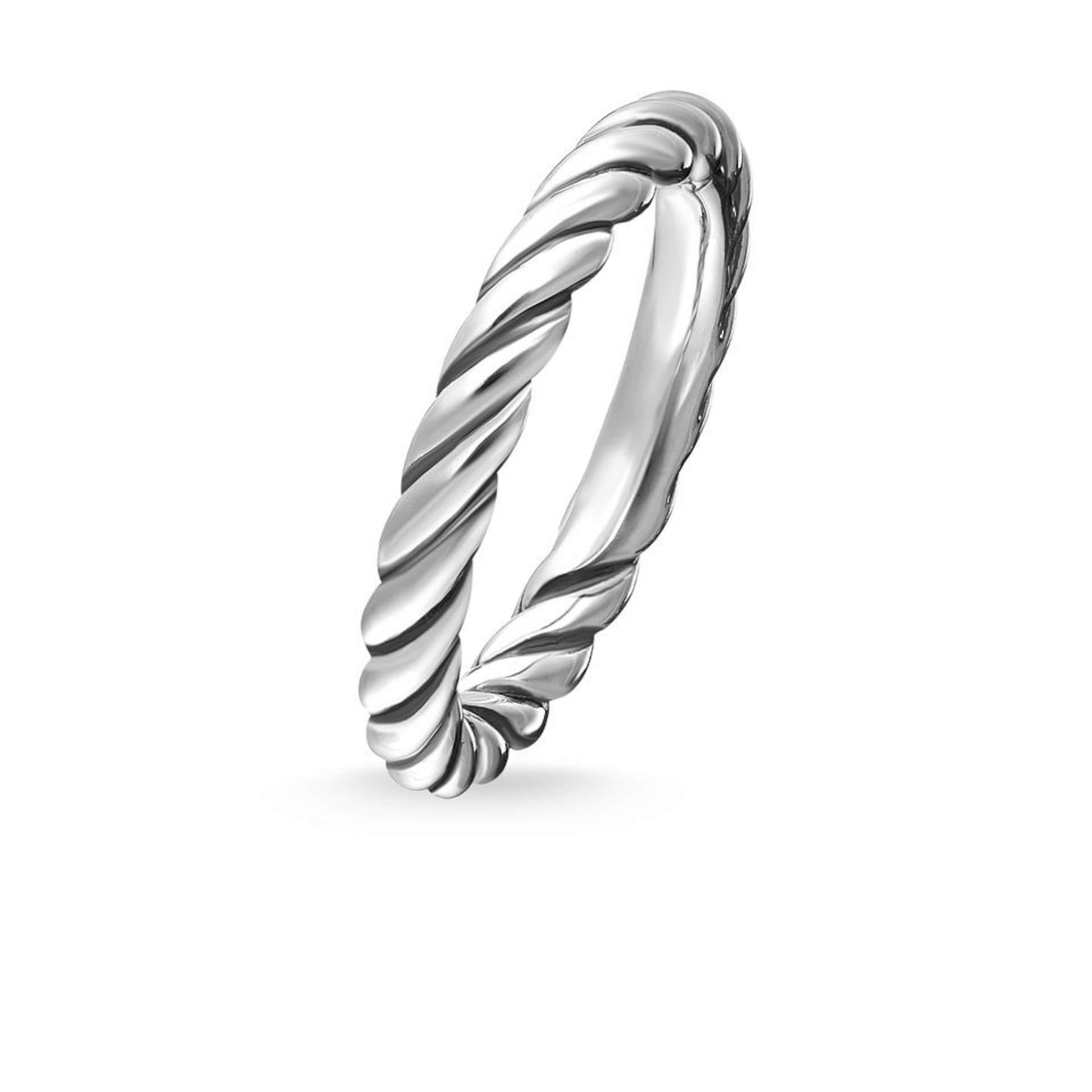 Silber Fingerring Sabo In Silber In Thomas Sabo Fingerring Fingerring Sabo Thomas Thomas BeWxdrCo