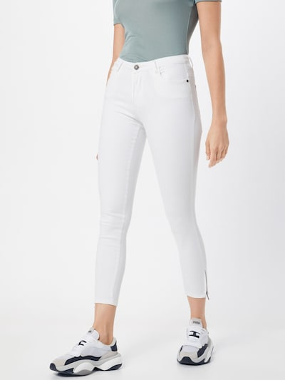 Noisy may Jeans 'KIMMY' in weiß, Modelansicht