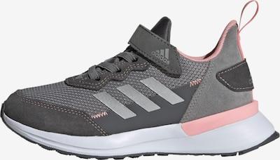 ADIDAS PERFORMANCE Sportschuhe in dunkelgrau / pink, Produktansicht