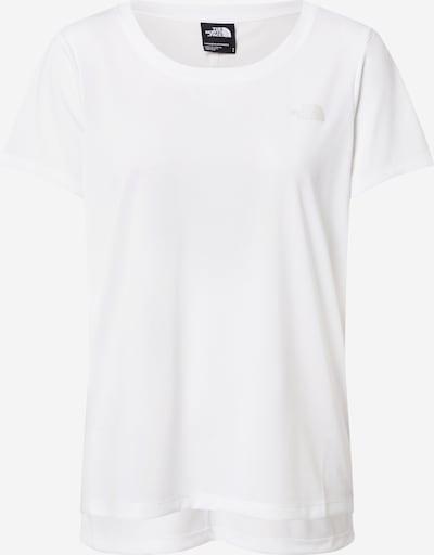 THE NORTH FACE T-shirt fonctionnel 'Quest' en blanc naturel, Vue avec produit