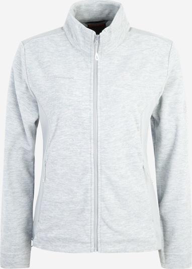 MAMMUT Functionele fleece jas 'Yadkin ML' in de kleur Grijs gemêleerd, Productweergave