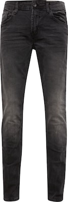 TOM TAILOR DENIM Jeans 'Skinny CULVER black washed'