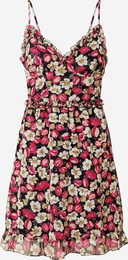 vegyes színek / fekete Trendyol Nyári ruhák: Elölnézet