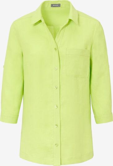 Basler Bluse in grün, Produktansicht
