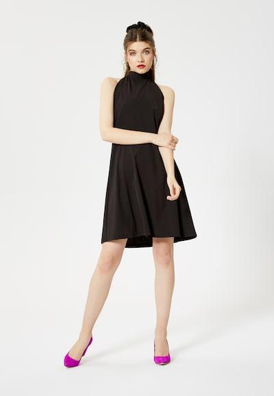 MYMO Kleid 'At Night' in schwarz, Produktansicht