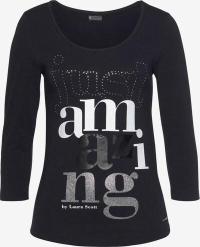 LAURA SCOTT Shirt in dunkelblau, Produktansicht