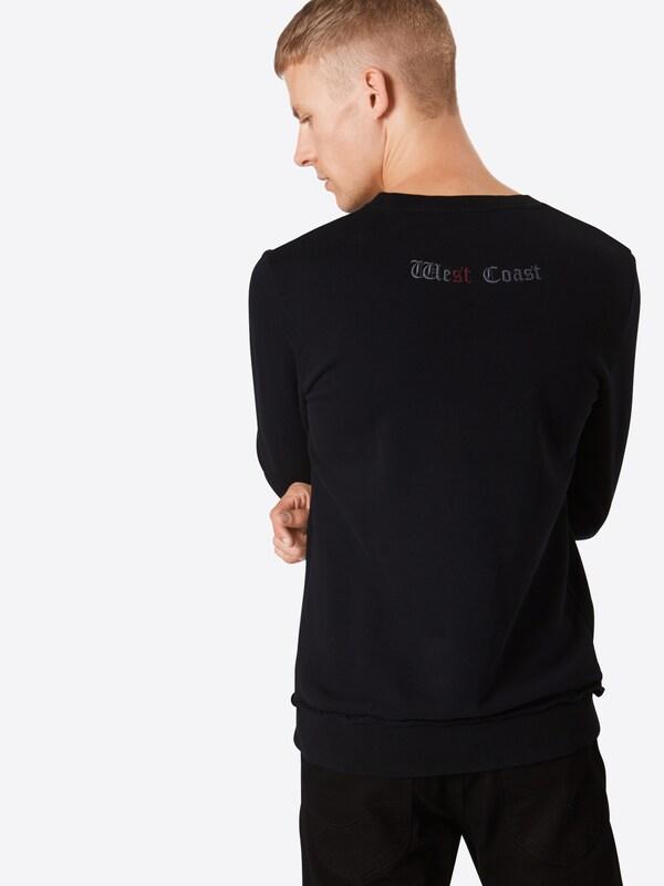 Sweat Noir 'msw Round' Key Largo shirt Rule En BoedCxWr