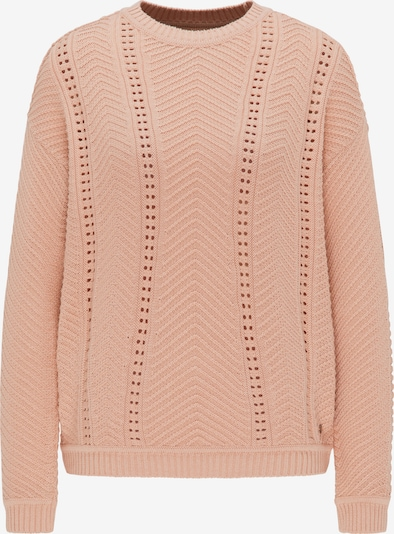 MUSTANG Sweater 'Camilla' in puder, Produktansicht