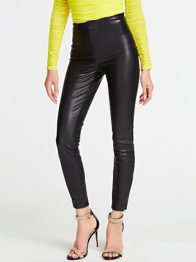 GUESS Leggings in schwarz, Modelansicht