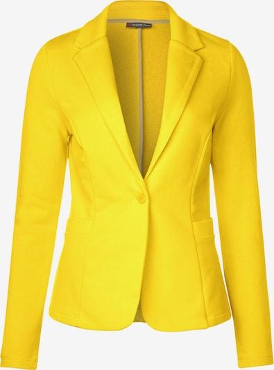 STREET ONE Blazer 'Hanni' in gelb: Frontalansicht